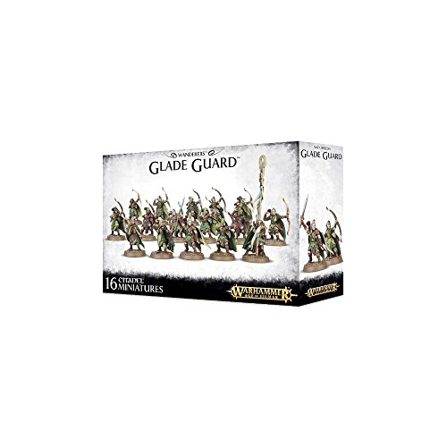 Wanderers–Glade Guard 92–05–2017–Warhammer Age of Sigmar