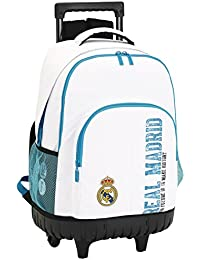 Real Madrid Safta Sf-611754818 Mochila grande, 45 cm, Multicolor