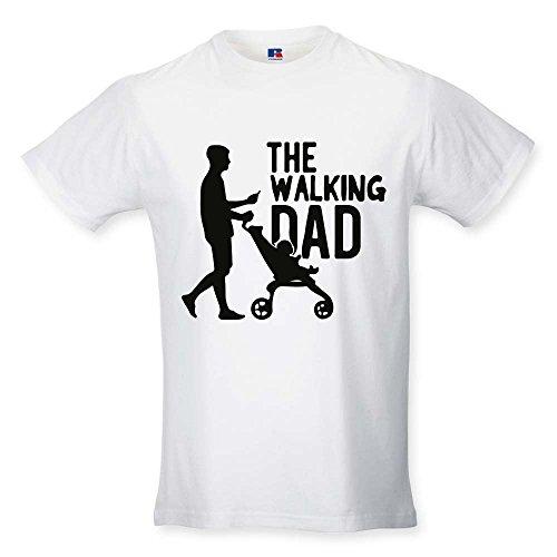 T shirt maglia maglietta idea regalo per il papa'