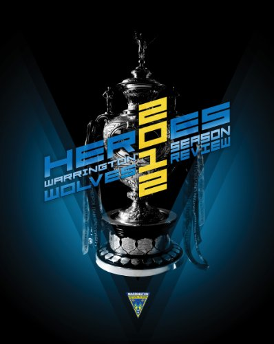 Heroes 2012: Warrington Wolves Season Review