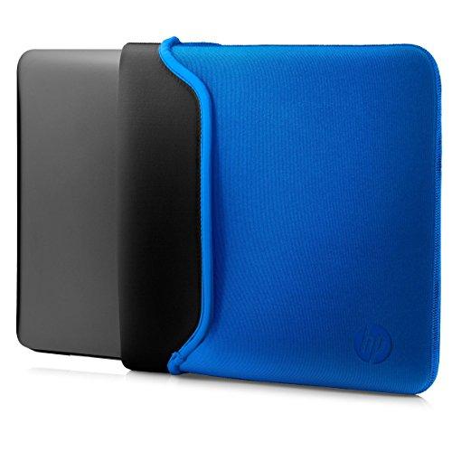HP Neopren Schutzhülle (33,78 cm / 13,3 Zoll) für Notebooks, Laptops, Tablets in schwarz/blau Preis