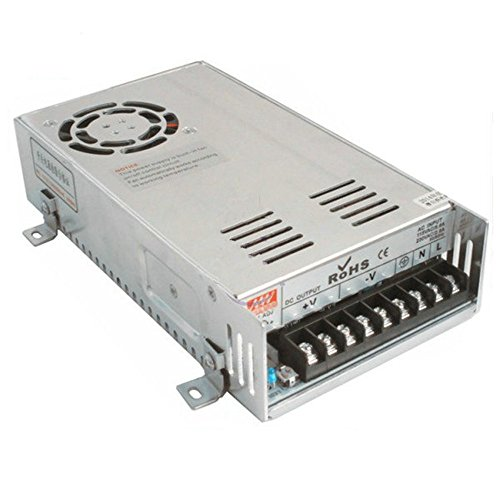 36V 11A AC / DC PSU regolamentato Switching Power Supply