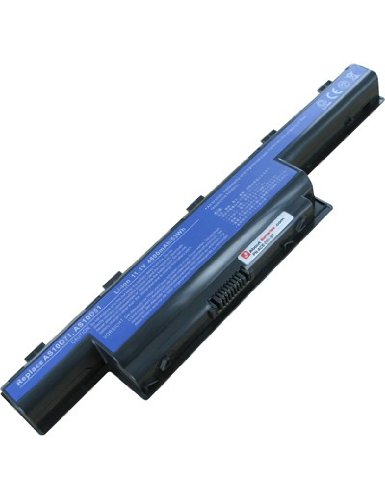 Batterie pour ACER TRAVELMATE 5742-372G25Mn, 10.8V, 4400mAh, Li-ion