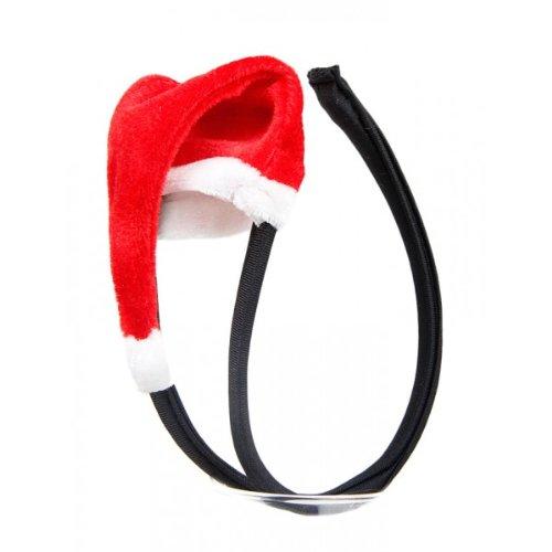 Preisvergleich Produktbild Waooh 69 - C-string Man Weihnachten Cap Viala