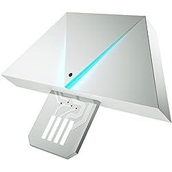 nanoleaf Light Panels Rhythm Musik & Sound Nachrüstmodul [Plug and Play | Faszinierende Effekte | Mikrofon & 3,5mm Klinkenanschluss]