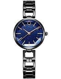 Reloj de cuarzo de las mujeres Nueva tendencia de la moda Pulsera hueco Pulsera Reloj de