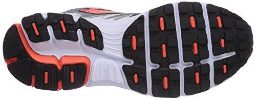 Lotto Sport - Zenith V, Scarpe da corsa Uomo Multicolore (Bianco/Rosso)