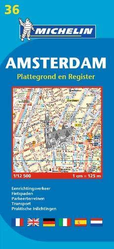 Stadtplan Amsterdam (Amsterdam Stadtplan)