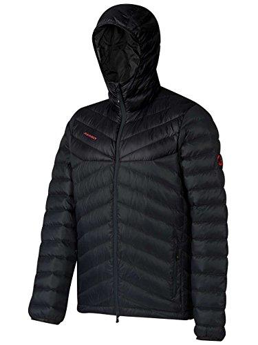 Mammut Trovat IS Hooded Jacket Men - Daunenjacke Graphite/Black