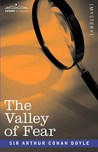The Valley of Fear Cover Image