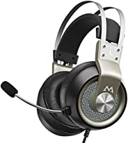 Mpow EG3 Pro Cuffie Gaming,Audio Surround 3D Bass, Cuffie per Computer PS4 Xbox con Microfono con Cancellazion