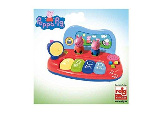 Juguete 2335 Reig Musical Pig Peppa 8OPXn0kw