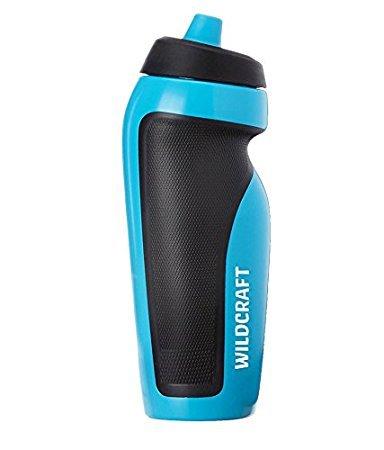Wildcraft Blue Water Bottle Sipper Gym Shaker Cycle Bottle