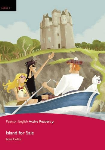 Island for sale. Plar1. Con e-book. Con espansione online. Con DVD-ROM (Pearson English Active Readers) por Anne Collins
