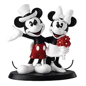 Amazon.de: Enesco A25136 Enchanting Disney Figur Mickey