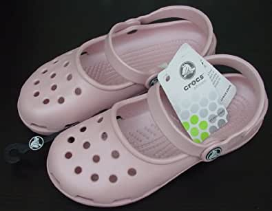 sabots chaussures crocs Mary Jane Rose - 100% authentique - taille 37