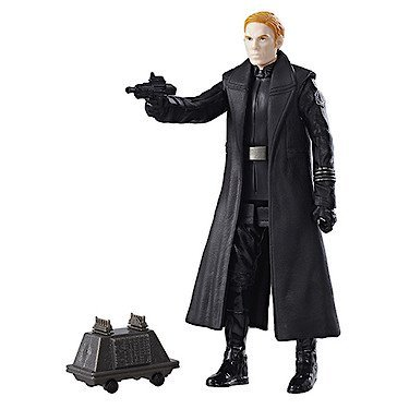 Hasbro - Star Wars: El último Jedi - General Hux - Force Link Action Figura 10 cm [Import UK]