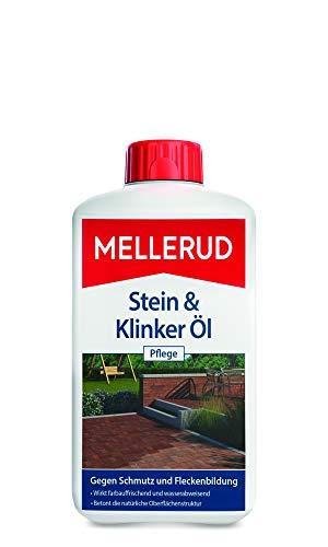 MELLERUD 2001000035 Stein & Klinker Öl Pflege 1 L