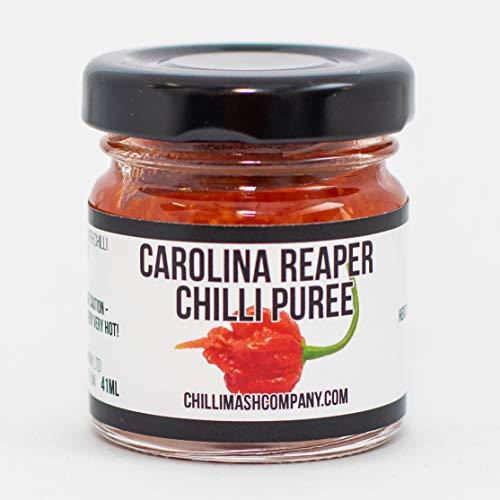 Carolina Reaper Chili Püree - UK gemacht. Hergestellt...