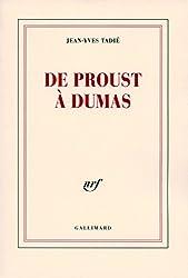 De Proust à Dumas