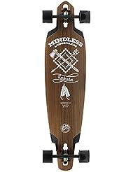 "Mindless Voodoo Premium Lakota Natural DT III Freeride Longboard–40"""
