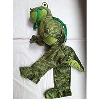 Childrens Dinosaur Dressing Up Costume - T-Rex Dinosaur fancy dress costume 3-7 years