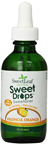 Sweetleaf Orange Clear Liquid Stevia ( 1x2 Oz)