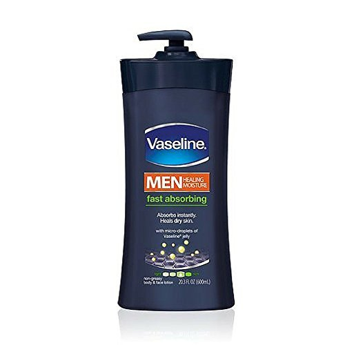 Vaseline Men Body Face Lotion / Herren Lotion für Gesicht und Körper aus USA
