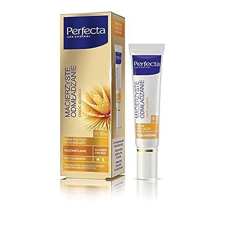 Perfecta AGE CONTROL Stem Cells Rejuvenation - Smoothing & Illuminating Eye Cream 30-50. GAMAY
