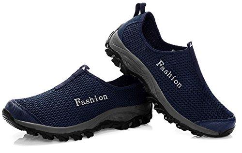 XTIAN ,  Scarpe da camminata ed escursionismo uomo Blu