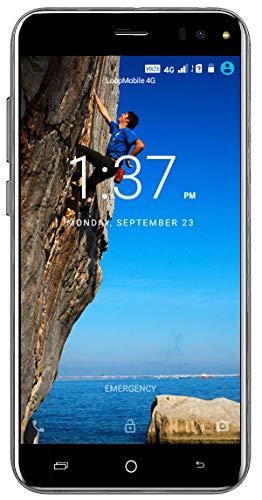 Xifo Kiaome Model A-6 4G Volte (Jio sim Supported) 5 Inch Display 4G Smartphone (2GB RAM, 16GB Storage) in Silver