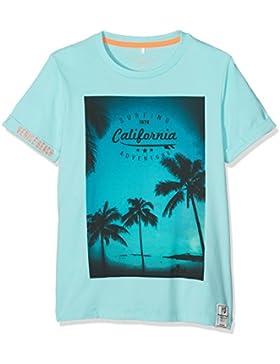 NAME IT Mädchen T-Shirt Nitzarl Ss Top Box Nmt