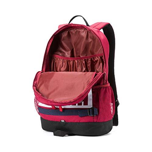 PUMA 24 Ltrs Rhubarb School Backpack (7470626) Image 3