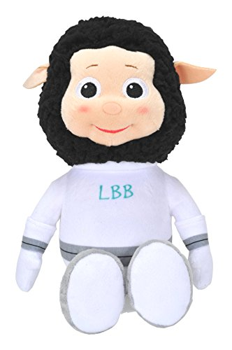 """KD Toys LB8186Little Baby Bum """"Baa Baa Schaf"""", musikalisches Plüschtier"""