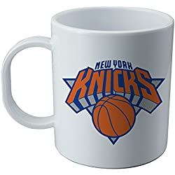 Taza y pegatina de New York Knicks - NBA