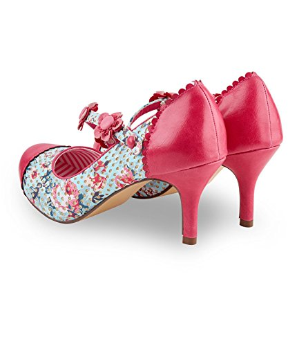 Joe Browns Lucky In Love Strap Shoes, Escarpins femme Multicolore