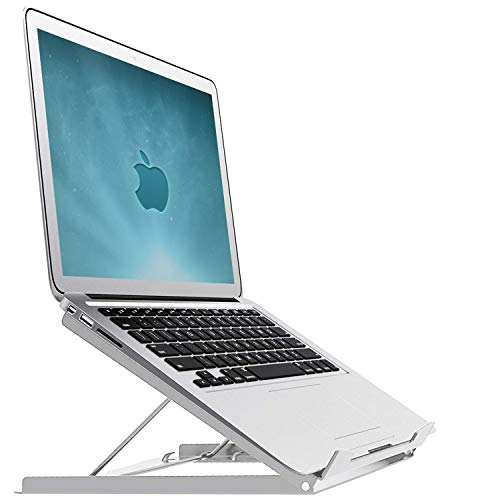 IMOUNT Butterfly Laptop Riser/Cooling Pad Stand, Compatible 11 6