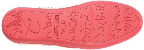 Dragonsea Xian Toile Herren Sneaker Blanc (Graffiti)