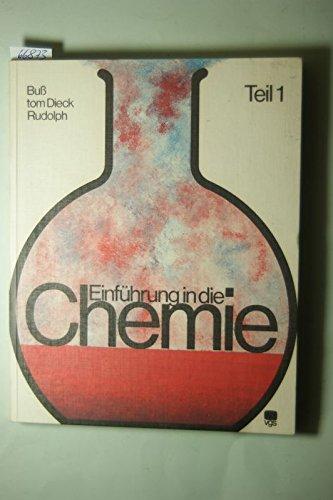 Einführung in die Chemie I