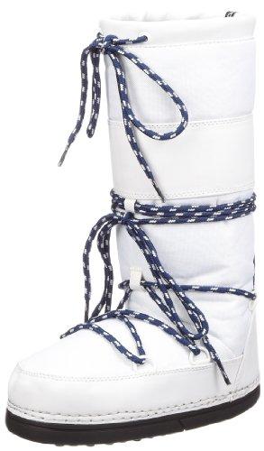 Gant CADWELL NYLON / PU 46.38031S076, Bottes femme Blanc-TR-SW206