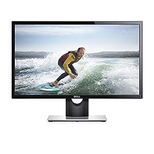 Dell-SE2416H-24-Full-HD-LED-IPS-Monitor-1920-x-1080-250-Brightness-VGA-HDMI-Black