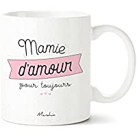 Mug mamie d'amour | Mamie d'amour pour toujours | Cadeau mamie