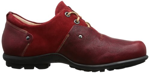 Think! Kong, Derby homme Rouge - Rot (rosso/kombi 72)