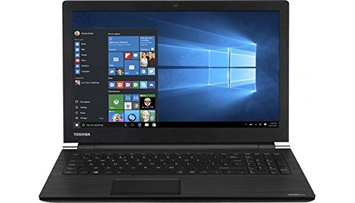 6GR 39,62 cm (15,60 Zoll) A50-D-10X Laptop (Intel Core i5, 8GB RAM, Win 10) schwarz ()