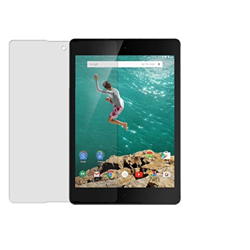 Acm Clear Screenguard For Htc Google Nexus 9 Tablet Screen Guard Scratch Protector  available at amazon for Rs.369