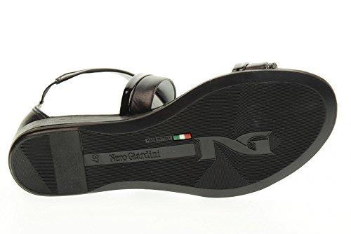 NERO GIARDINI scarpe donna sandali P717601D/100 Nero