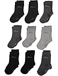 s.Oliver Jungen 9er Pack Socken