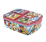 Theonoi Kinder Brotdose / Lunchbox / Sandwichbox wählbar: Frozen PJ Masks...