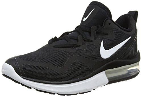 Nike Air MAX Fury, Zapatillas de Entrenamiento para Hombre, Negro White-Black 001, 44.5 EU