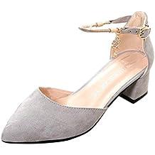 Coloré Femme Mode Escarpins Noir Escarpins (TM) Chaussures à Talons Hauts  Chaussures de Mariage bc5b396491f5
